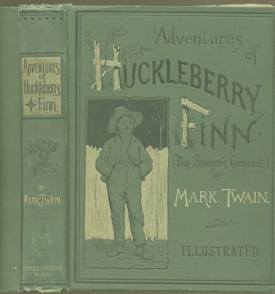 an analysis of the characterization of human nature in the adventures of huckleberry finn a novel by View this student essay about the adventures of huckleberry finn it was enough to make a body ashamed of the human race, huckleberry finn remarked to himself having sprung the character of huck finn and all his opinions right out of his own mind, mark twain crafted the novel the.